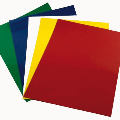 Folia magnetyczna kolorowa w arkuszach