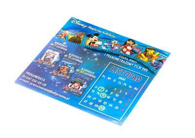 kalendarze z magnesem, magnetyczne kalendarze na lodówkę, kalendarze z folii magnetycznej, gadżety reklamowe, produkty magnetyczne