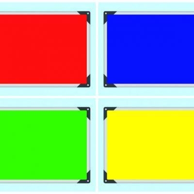 Folia stalowa kolorowa