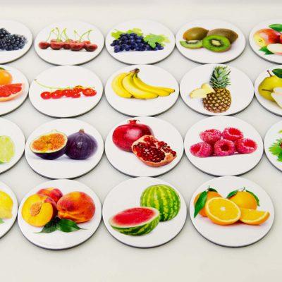 Magnesy-na-lodówkę-owoce
