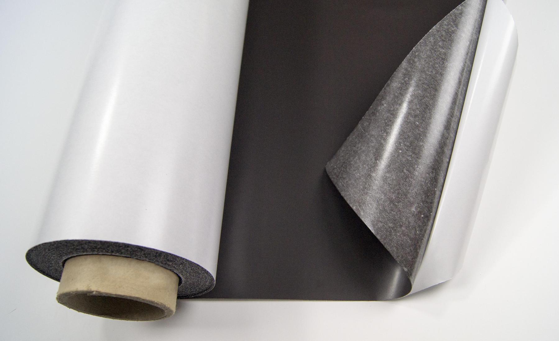 Oryginał Folia magnetyczna samoprzylepna magnes z klejem FD76