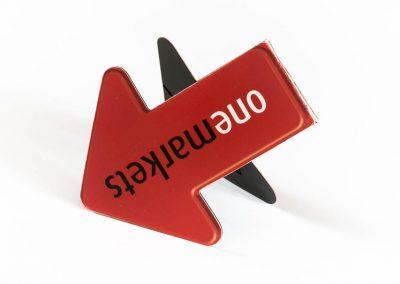 zakładki reklamowe, zakładki magnetyczne, zakładki z magnesem, zakładki z folii magnetycznej