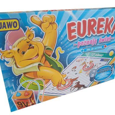 Gra eukacyjna Eureka poznaję świat